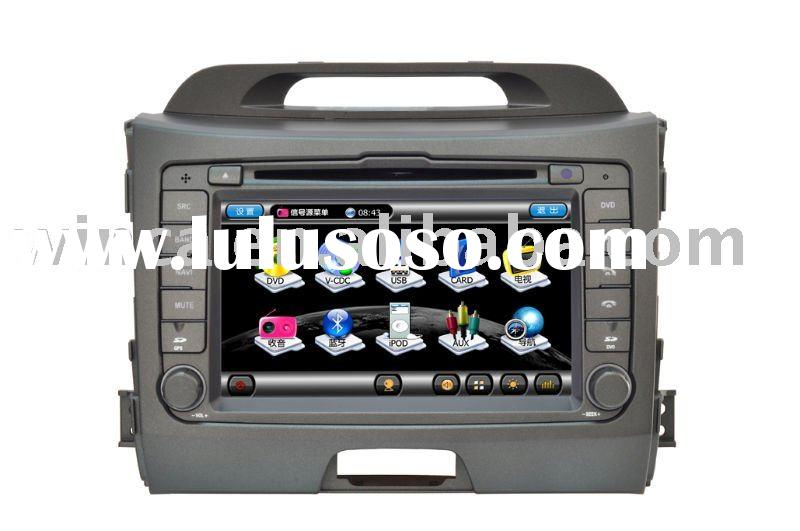 car DVD player navigation for Kia New sportage 2011