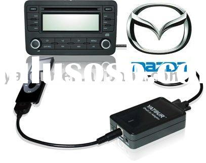 car kit adapter for iphone used in mazda head unit