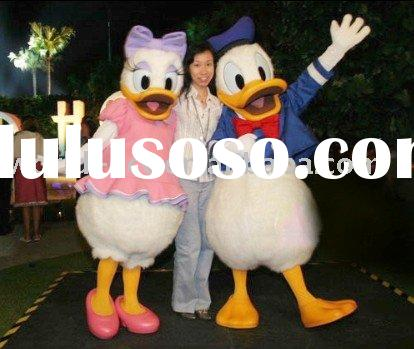 carnival Donald Duck and Daisy costume