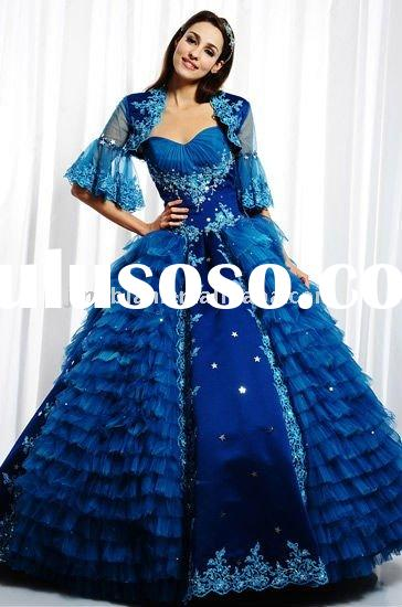 charming Quinceanera prom dresses wlf649