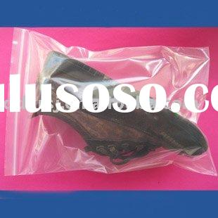 clear ziplock packing bag for cloth or shoes