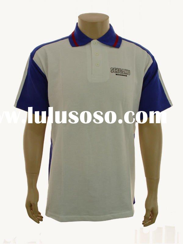 Custom polo shirt design for sale price china for Custom polo shirt manufacturers
