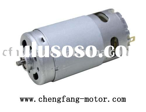 dc motor high rpm, 24v dc motor used for gear pump, motor
