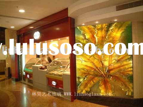 Unique Decorative Glass Wall Art Model - Wall Art Design ...
