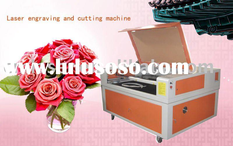 desktop laser engraver cutter/wood craft laser engraver / cutter/small indust laser cutter