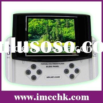 """digital mp4 player,2.8"""" Game Portable Multimedia Player Support SD Card(IMC-258)"""