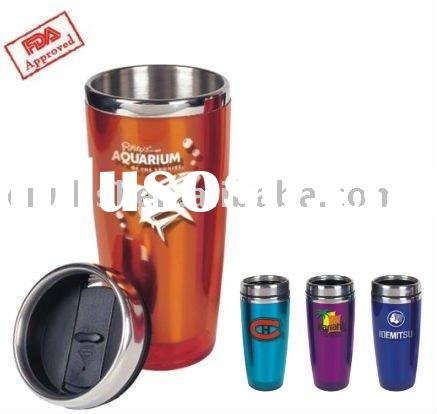 double wall stainless steel thermo mugs 030CB