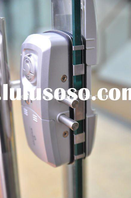 Electronic Pin Lock Sliding Remote Control Keypad Password