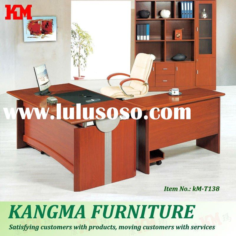 fashion design hot selling office solid wood table T138#