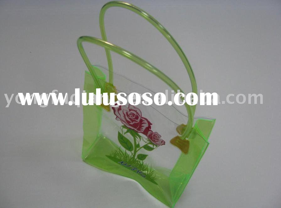 gift candy lovely pvc packaging bag