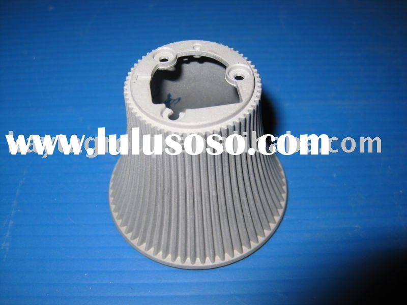 heat sink by die casting for led lighting applications