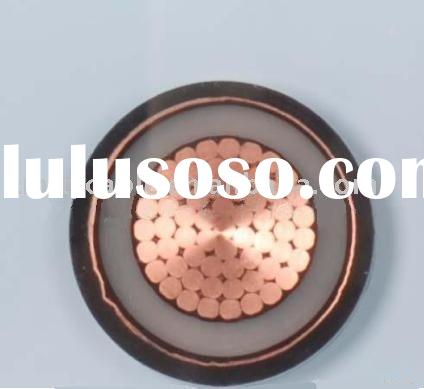 high voltage xlpe insulated armoured cable