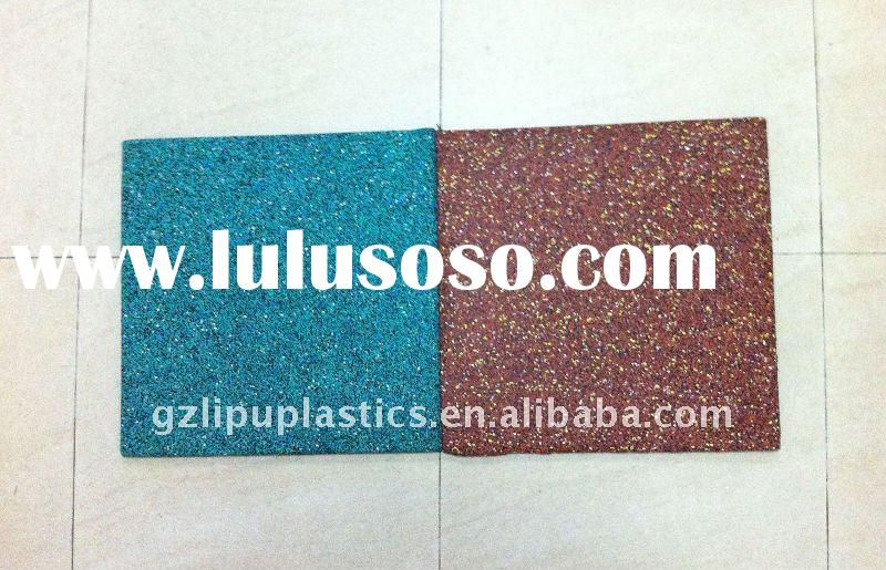 hot Rubber tiles outdoor Playground