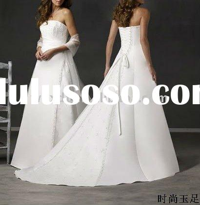 hot sell best price wedding dress