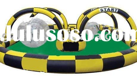 inflatable circuit/ inflatable track/ inflatable race track