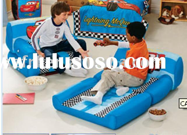 inflatable lounge chair with cover,inflatable kids Fabric covered lounge chair,inflatable multifunct