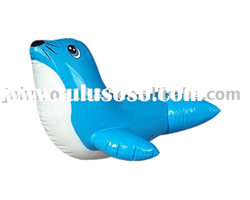 inflatable sea lion,inflatable fish toys,inflatable child pool toys