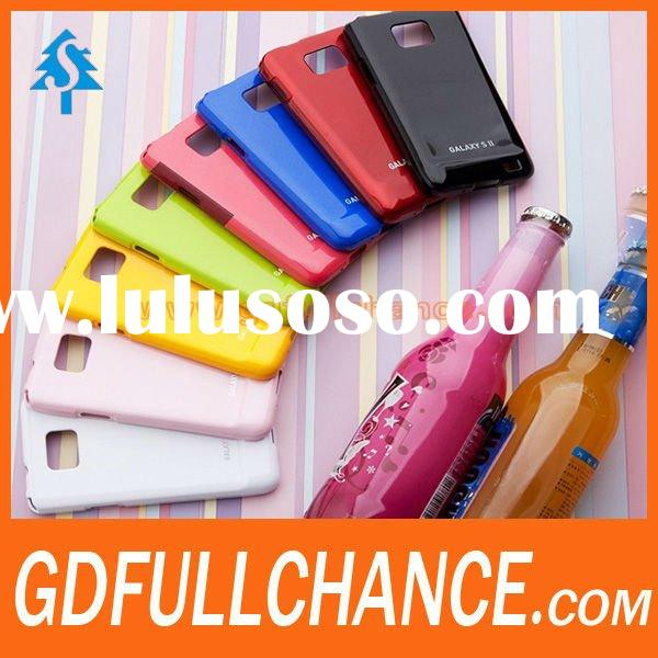 jelly TPU case for Samsung Galaxy S2 i9100(European/Korea version)