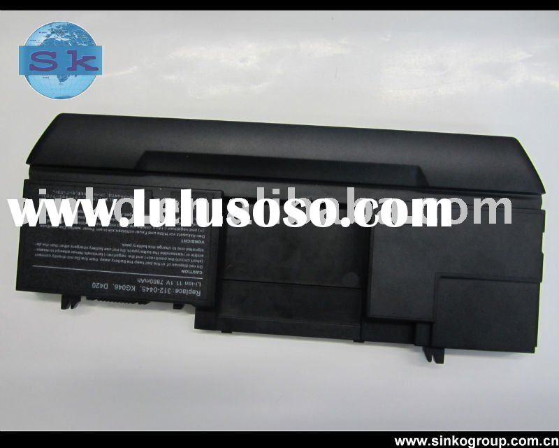 laptop battery for Dell latitude 420 battery KG046 with 9 cells