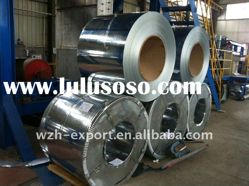 metal hot dipped galvanized steel sheet