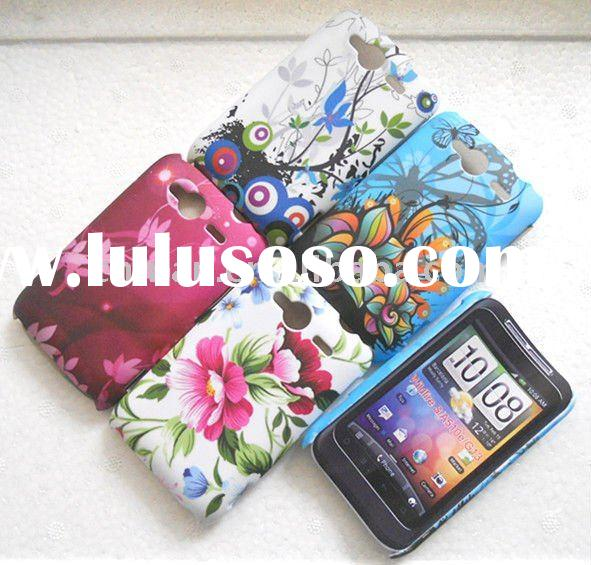 mobile phone design hard case for htc wildfire s(many designs, hot sales,for all cell phone is ok)