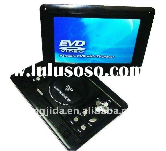 new popular Cheapest Portable DVD Player with USB