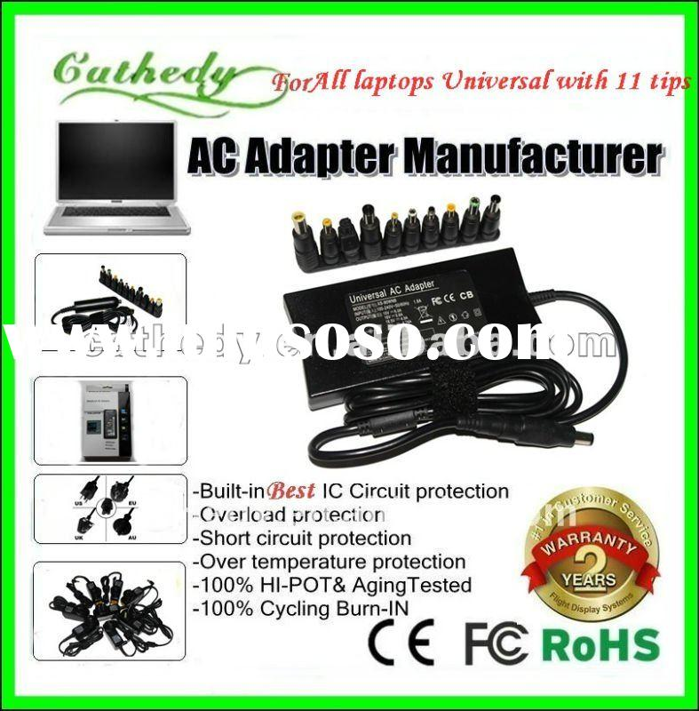 original factory OEM Automatic Universal ac adapter laptop power adapter 90W Super Slim charger with