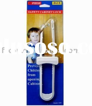 plastic baby safety cabinet lock