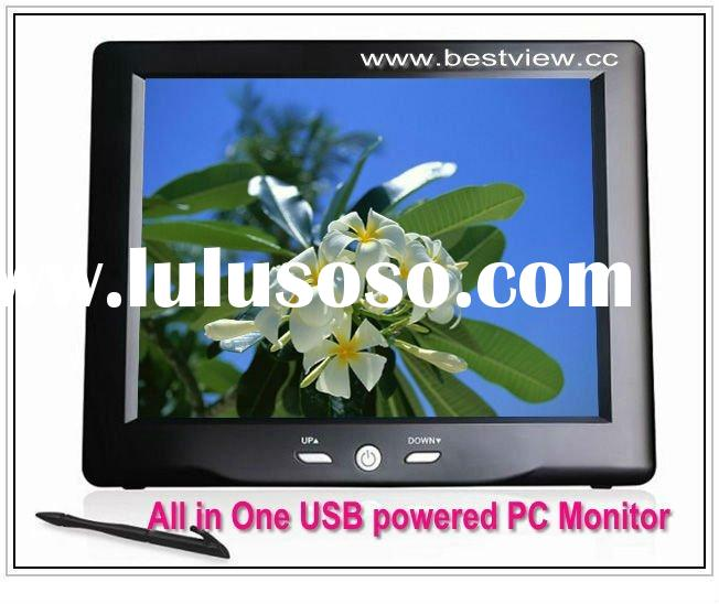 portable 8 inch touch screen USB monitor