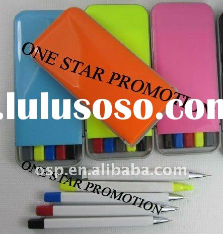 promotional ball pen set