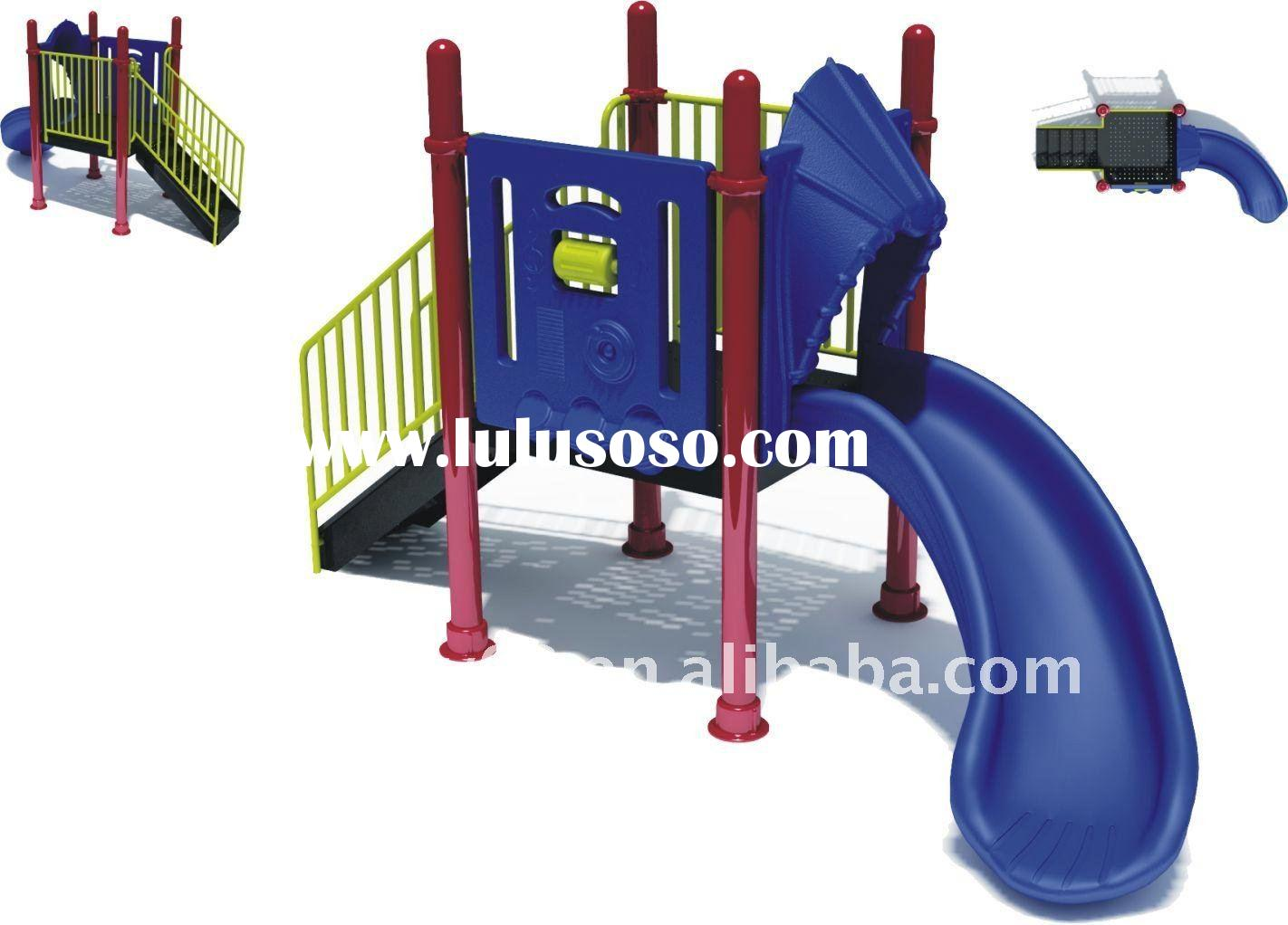 school bus play structure
