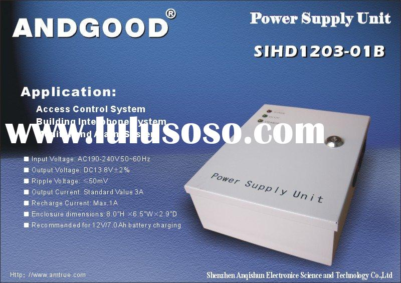 security switch uninterruptible power supply UPS DC 12V 3amp