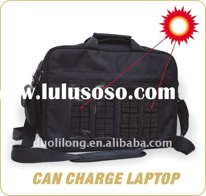 solar cell charger bag