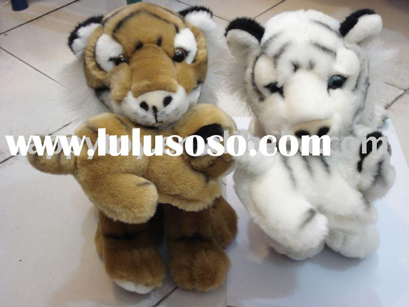 stock cheap tiger plush toy stuffed