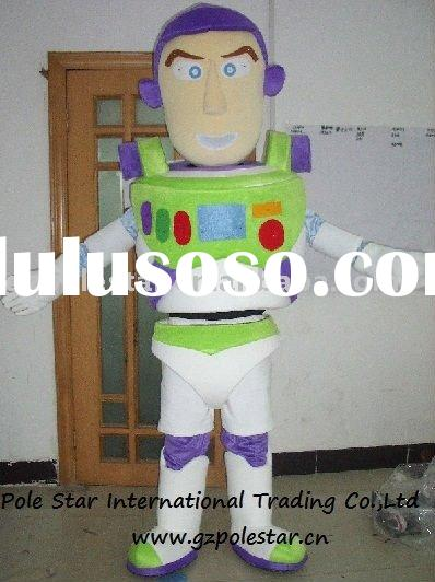 toy story mascot costumes buzz character