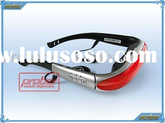 video eyewear/video glasses/video sunglasses/video monitor/video player/video equipment