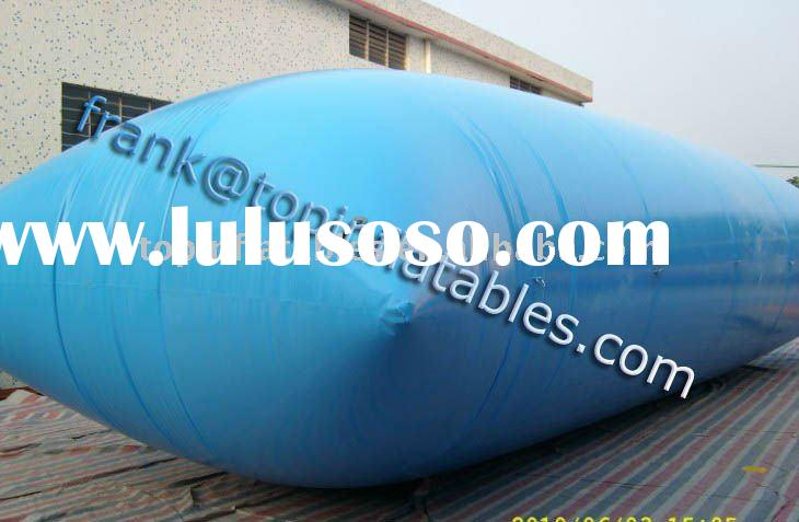 water blob, inflatable tube pillow, inflatable water blob, water toy