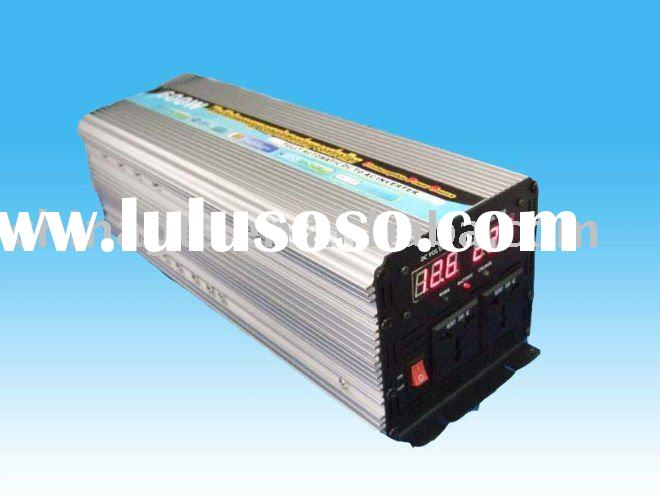 wind and solar charger off grid inverter 600w