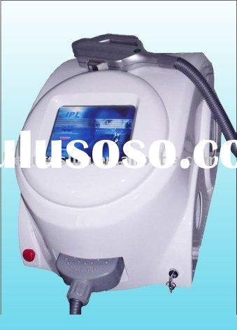 09 new designed, round shape IPL machine for hair removal, skin care -CE certification