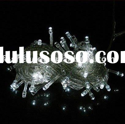 10m holiday time lights