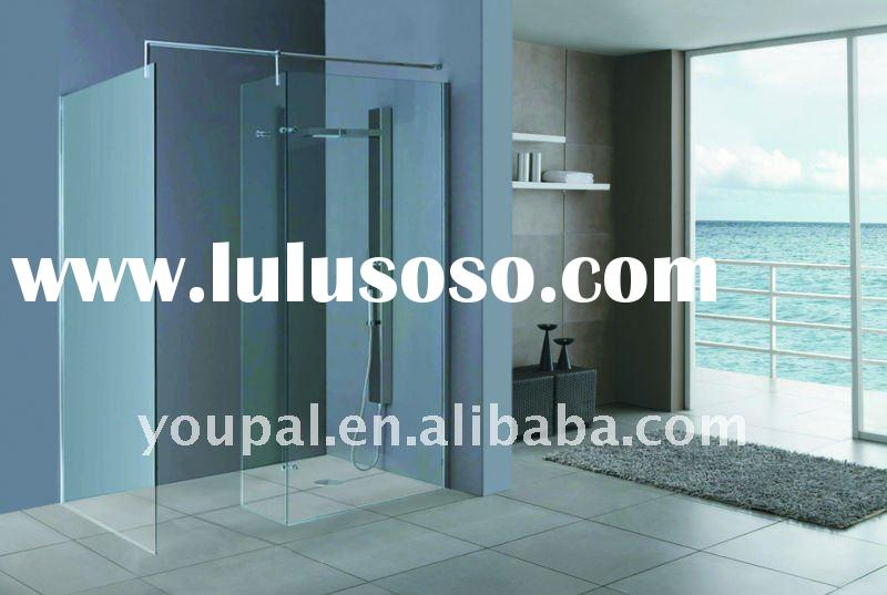 12mm Glass Door,12mm tempered glass,well structural frame support