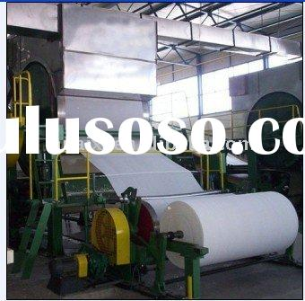 1760mm high speed toilet paper making machine