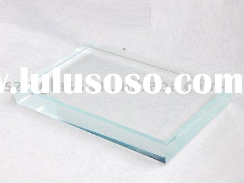 19mm clear toughened glass