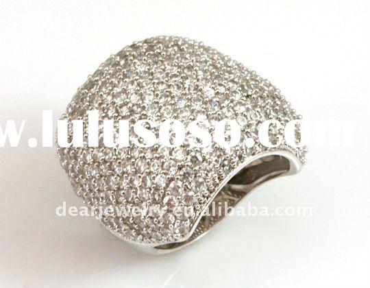 2011 fashion 925 sterling silver ring zircon jewelry PA225117 Accept Pay By Paypal