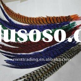 2011 hot sale Long real rooster feathers