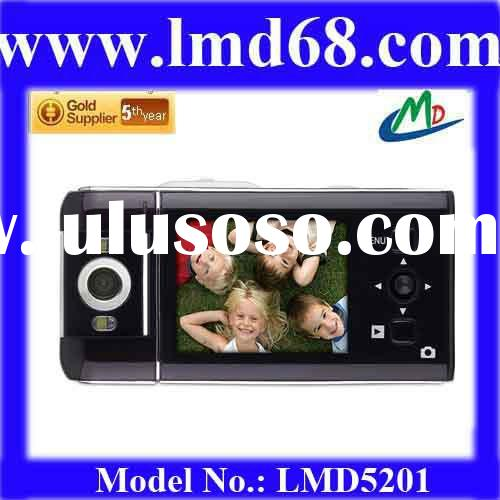 "2011 new 15 MP + 2.4"" TFT+8xzoom new designed and fashinable DV digital camera LMD5201"