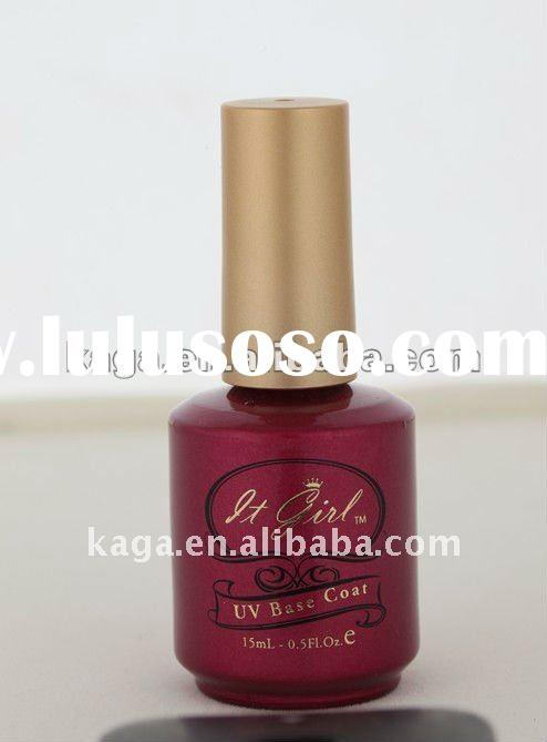 2012 Hot sale soak off uv nail base coat