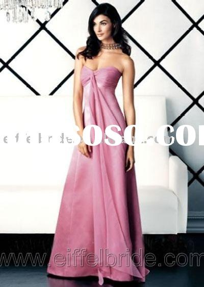2130 pink ladies' evening dresses beautiful Evening dresses, prom gowns ,party dress Sale !!