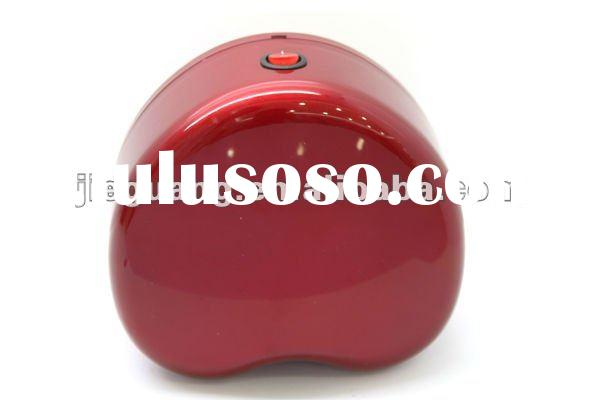2W Heart uv gel nail curing lamp light dryer