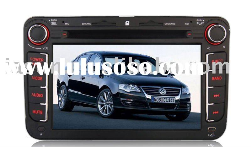 2 Din Auto DVD GPS for VW New GOLF
